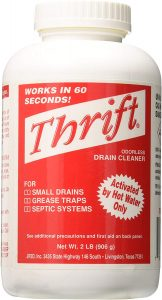 Thrift Marketing Gidds-TY-0400879 Drain Cleaner