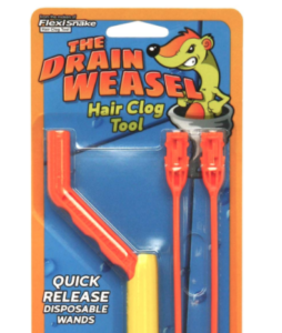 FlexiSnake Drain Weasel hair clog drain snake