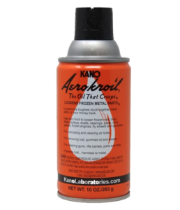 Kano AeroKroil penetrating oil 10oz aerosol