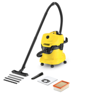 Karcher WD4 wet-dry vacuum