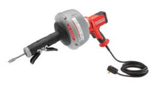 Ridgid K-45 Autofeed Drain Cleaning Machine