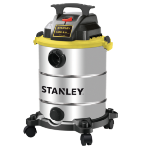 Stanley 8 gallon wet dry vacuum with stainless tank